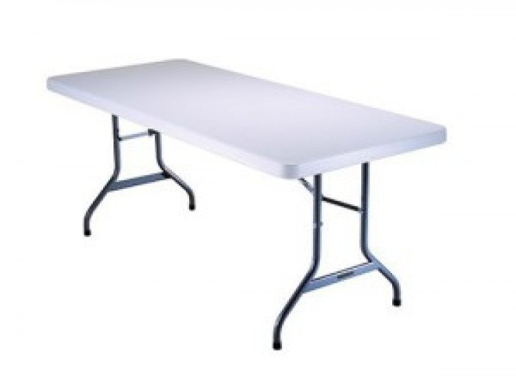 6 banquet table 8 Ft Rectangular Tables